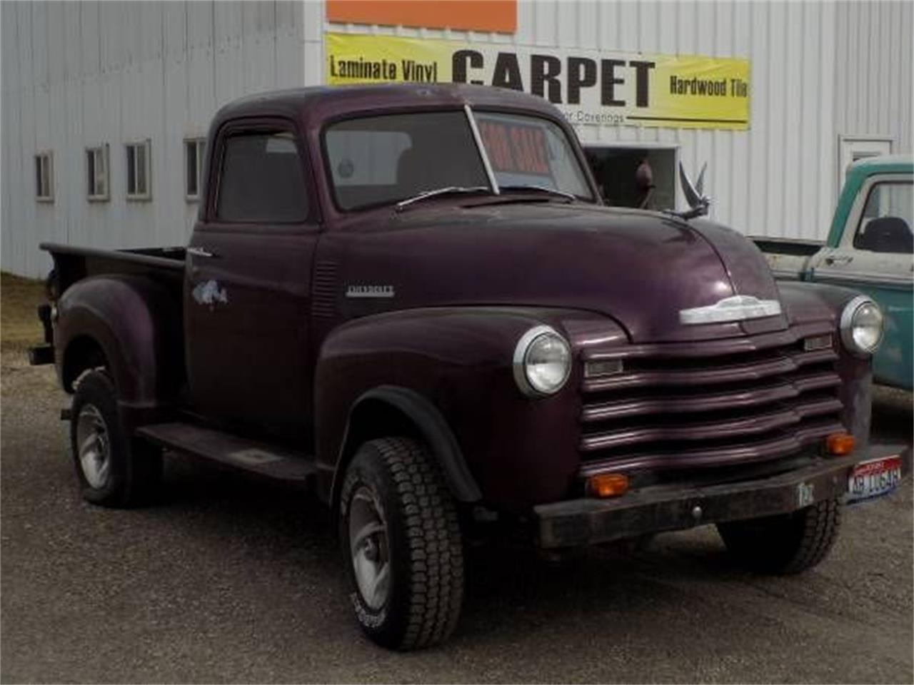 1948 Chevrolet 3100 (CC-1124053) for sale in Cadillac, Michigan