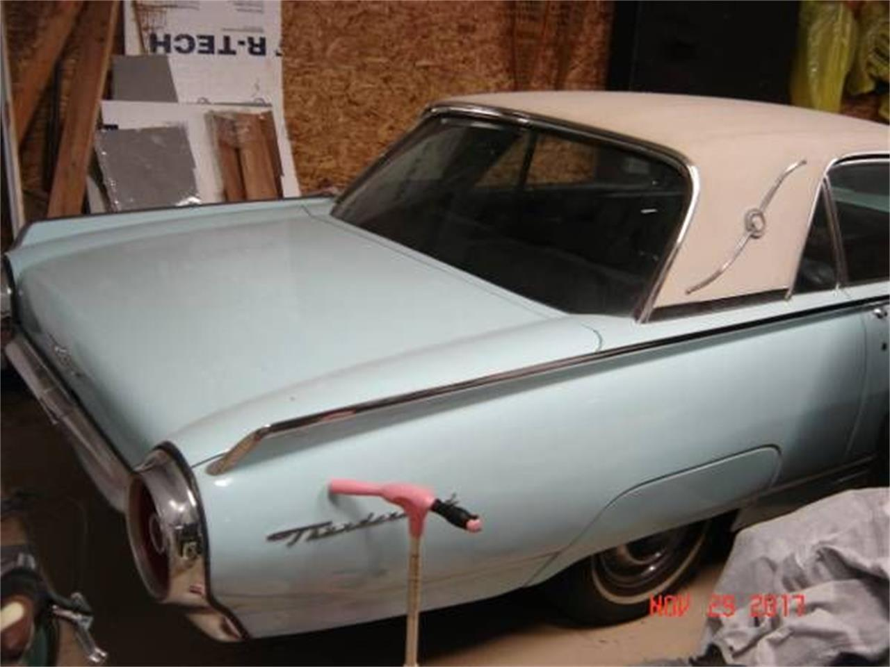 1963 Ford Thunderbird (CC-1124071) for sale in Cadillac, Michigan