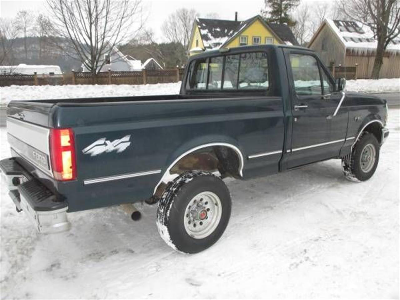 1993 Ford F150 (CC-1124072) for sale in Cadillac, Michigan