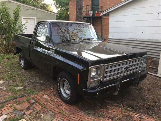 1980 Chevrolet C10 (CC-1120408) for sale in Cadillac, Michigan