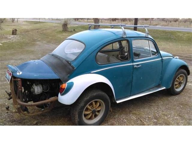 1966 Volkswagen Beetle (CC-1124088) for sale in Cadillac, Michigan