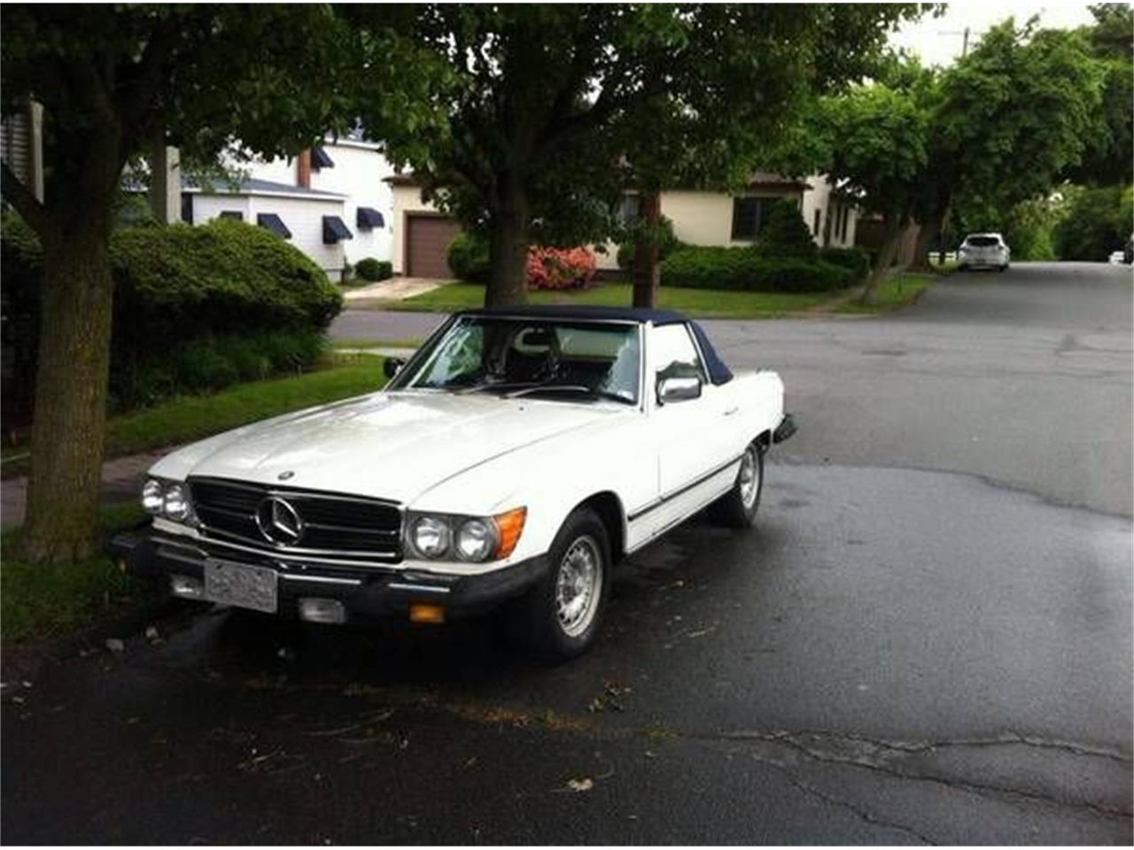 1977 Mercedes-Benz 450SL (CC-1124089) for sale in Cadillac, Michigan