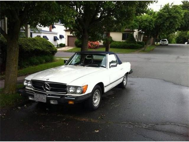 1977 Mercedes-Benz 450SL (CC-1124089) for sale in Cadillac, Michigan