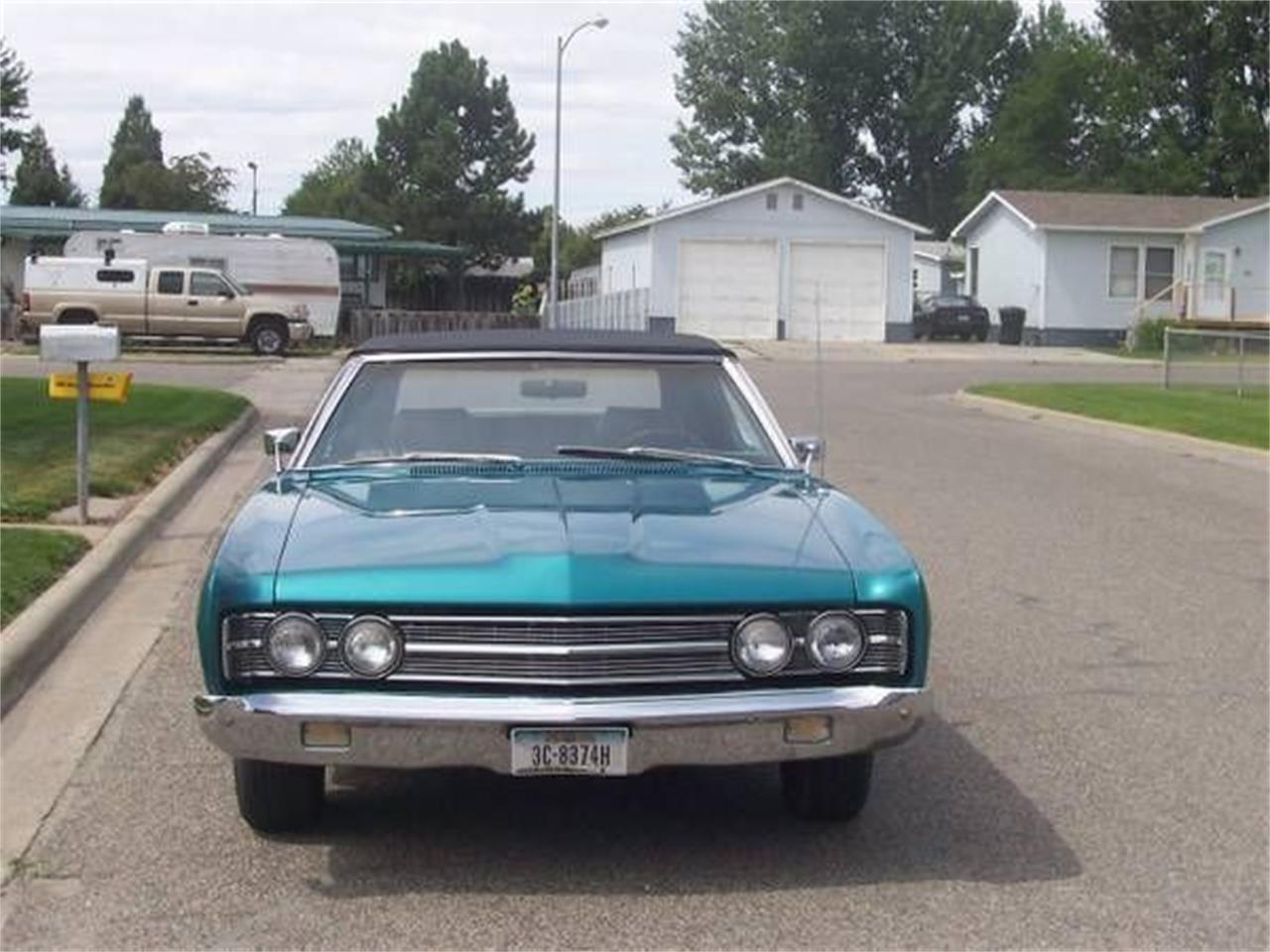 1969 Ford Galaxie 500 (CC-1124094) for sale in Cadillac, Michigan