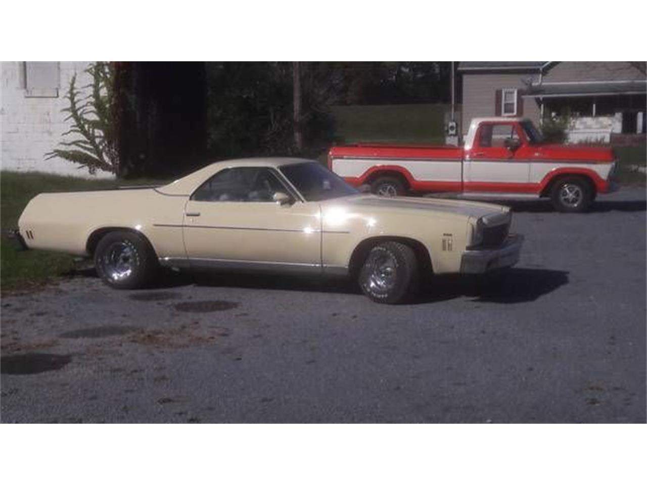 1973 Chevrolet El Camino (CC-1124095) for sale in Cadillac, Michigan