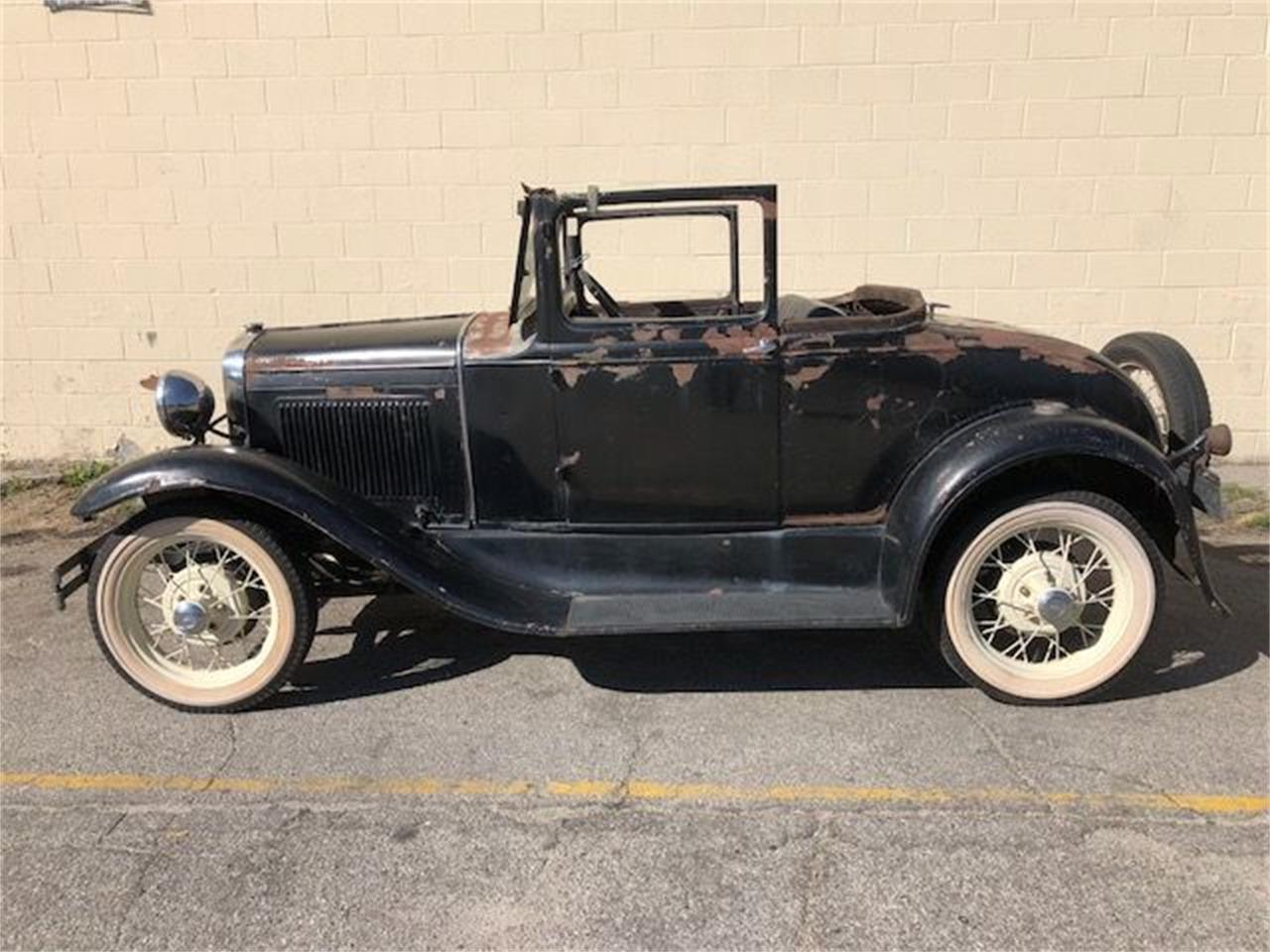 1931 Ford Model A (CC-1124096) for sale in Cadillac, Michigan