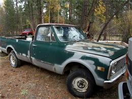 1972 Chevrolet K-10 (CC-1124099) for sale in Cadillac, Michigan