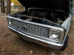1972 Chevrolet K-10 (CC-1124099) for sale in Cadillac, Michigan