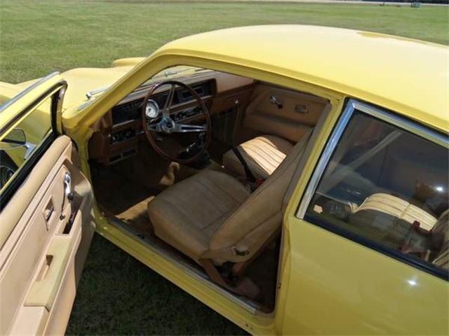 1977 Chevrolet Vega (CC-1120410) for sale in Cadillac, Michigan