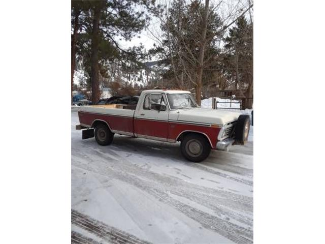1973 Ford F250 (CC-1124100) for sale in Cadillac, Michigan