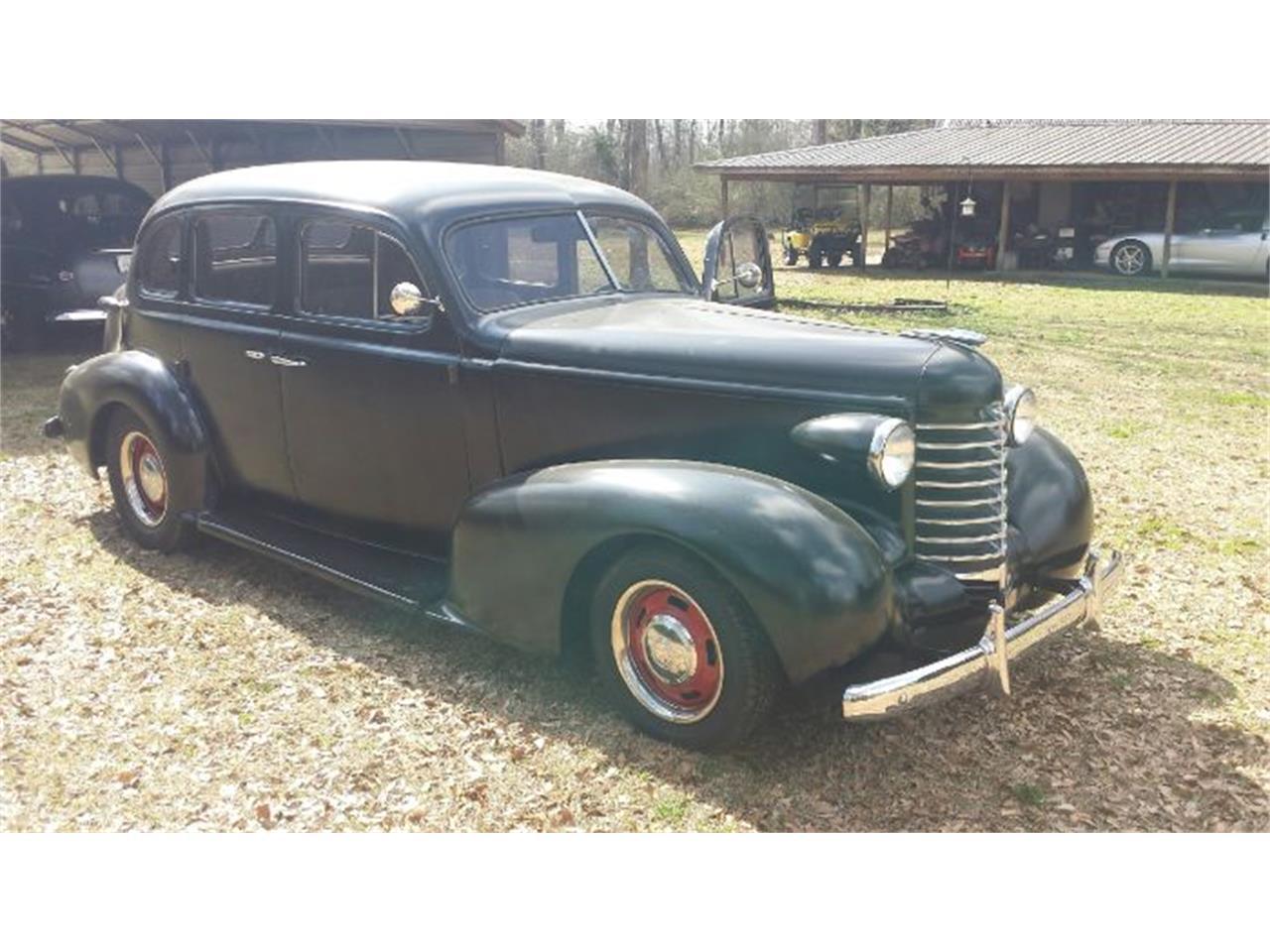 1937 Oldsmobile Sedan (CC-1124103) for sale in Cadillac, Michigan