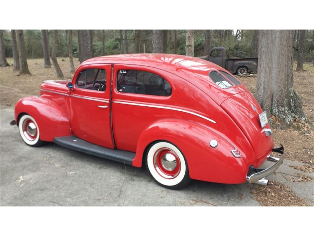 1940 Ford Deluxe (CC-1124104) for sale in Cadillac, Michigan