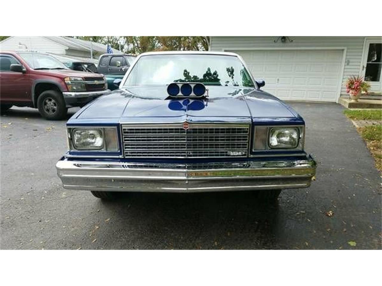 1979 Chevrolet El Camino (CC-1124108) for sale in Cadillac, Michigan