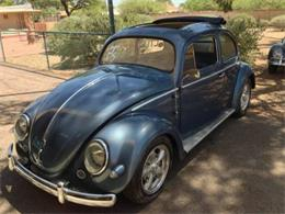 1957 Volkswagen Beetle (CC-1124125) for sale in Cadillac, Michigan