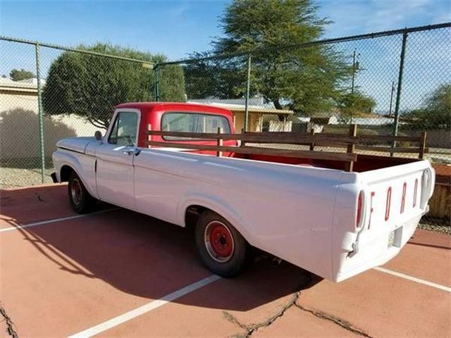 1961 Ford F100 (CC-1124132) for sale in Cadillac, Michigan