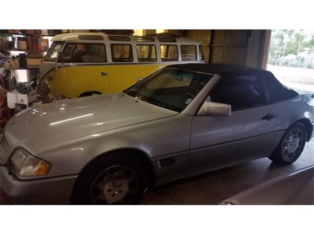 1995 Mercedes-Benz 500SL (CC-1124135) for sale in Cadillac, Michigan
