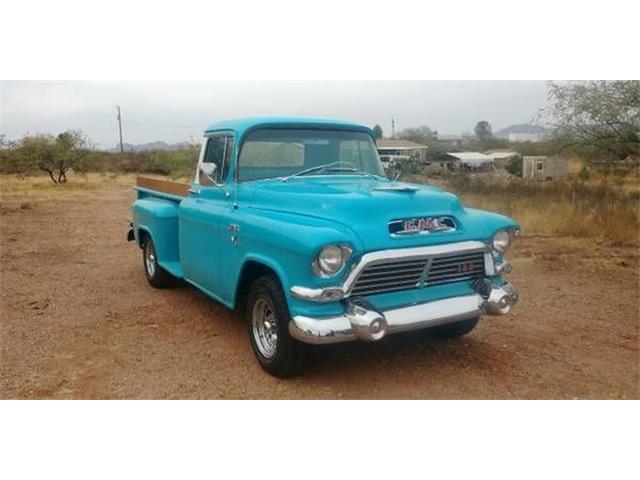1957 GMC Pickup (CC-1124143) for sale in Cadillac, Michigan