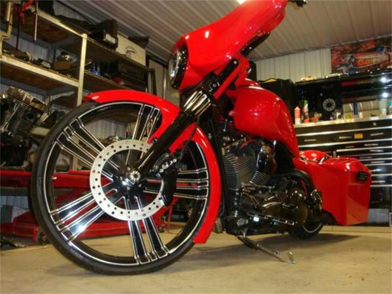 2017 Harley-Davidson Motorcycle (CC-1124148) for sale in Cadillac, Michigan