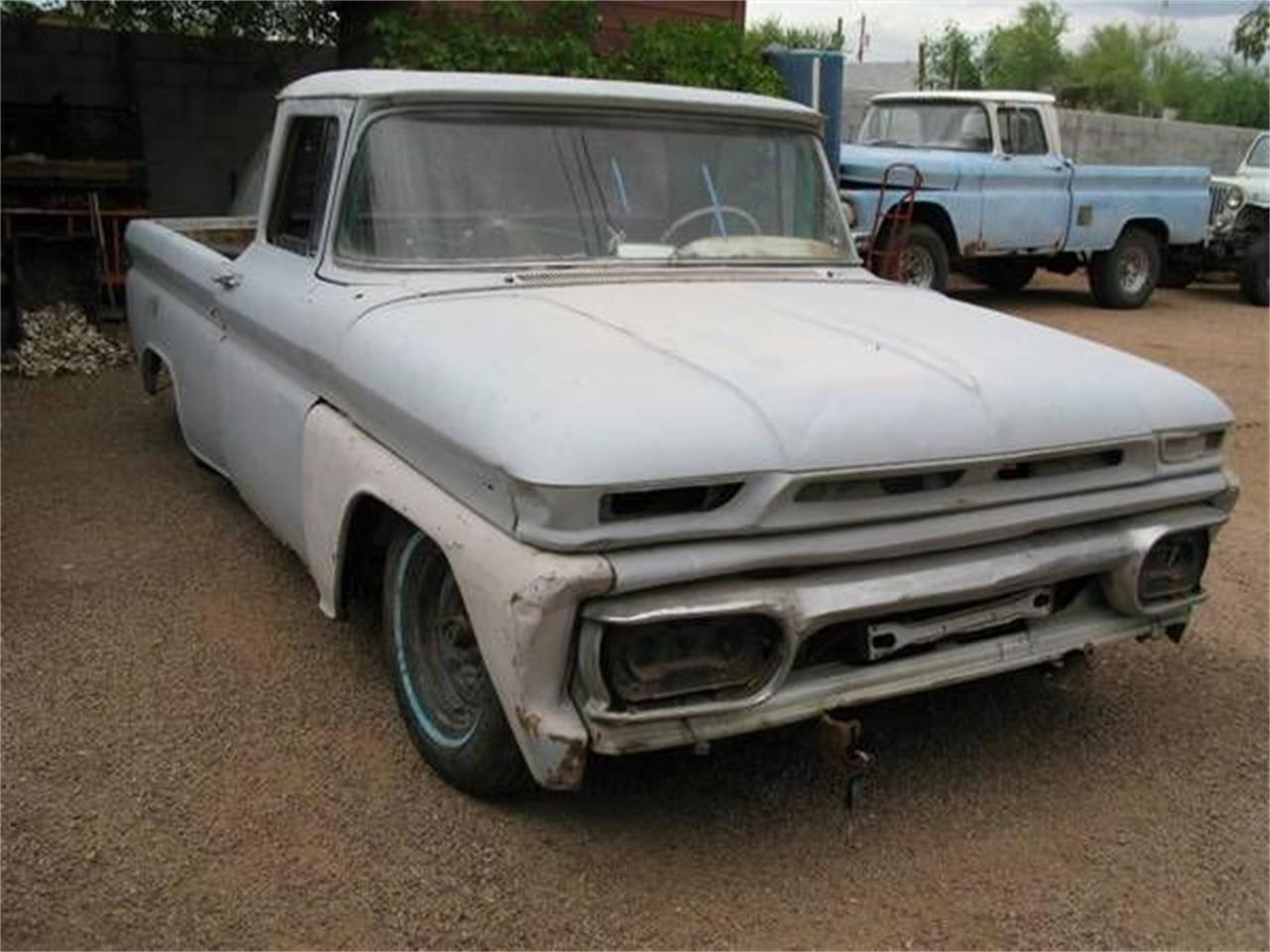 1962 GMC Pickup (CC-1124150) for sale in Cadillac, Michigan