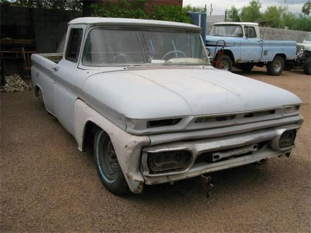 1962 GMC Pickup (CC-1124150) for sale in Cadillac, Michigan