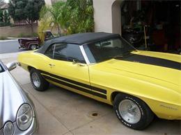 1969 Pontiac Firebird (CC-1124153) for sale in Cadillac, Michigan