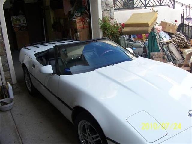1989 Chevrolet Corvette (CC-1124155) for sale in Cadillac, Michigan
