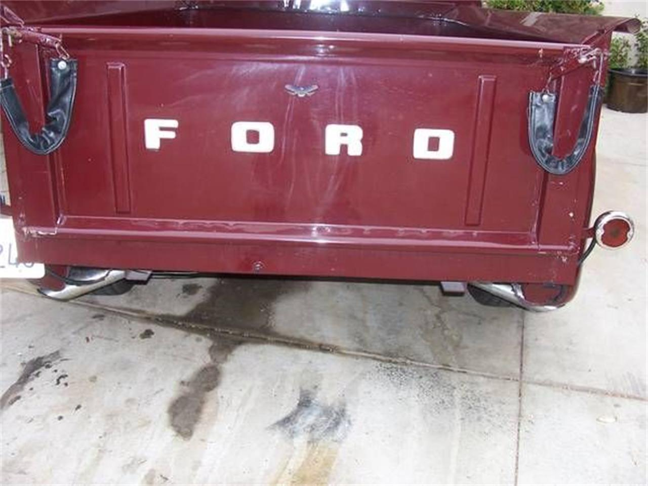 1955 Ford Pickup (CC-1124157) for sale in Cadillac, Michigan