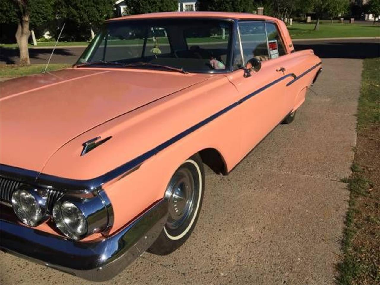 1962 Mercury Monterey (CC-1124161) for sale in Cadillac, Michigan