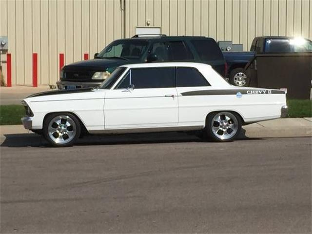 1967 Chevrolet Chevy II (CC-1124170) for sale in Cadillac, Michigan