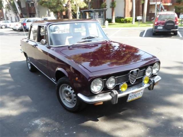 1969 Alfa Romeo Berlina (CC-1124175) for sale in Cadillac, Michigan