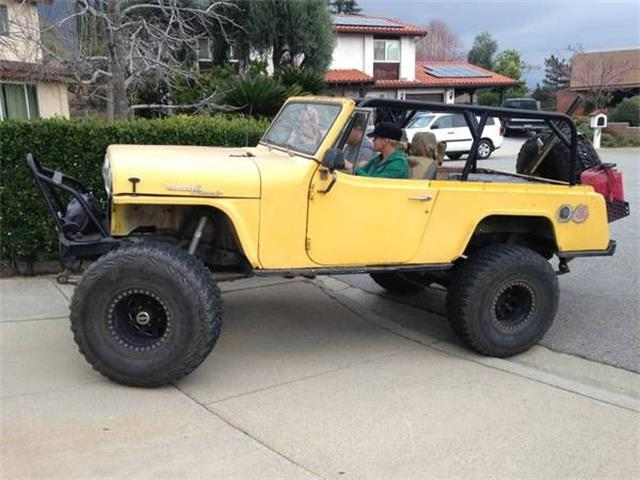 1970 Jeep Commando (CC-1124177) for sale in Cadillac, Michigan