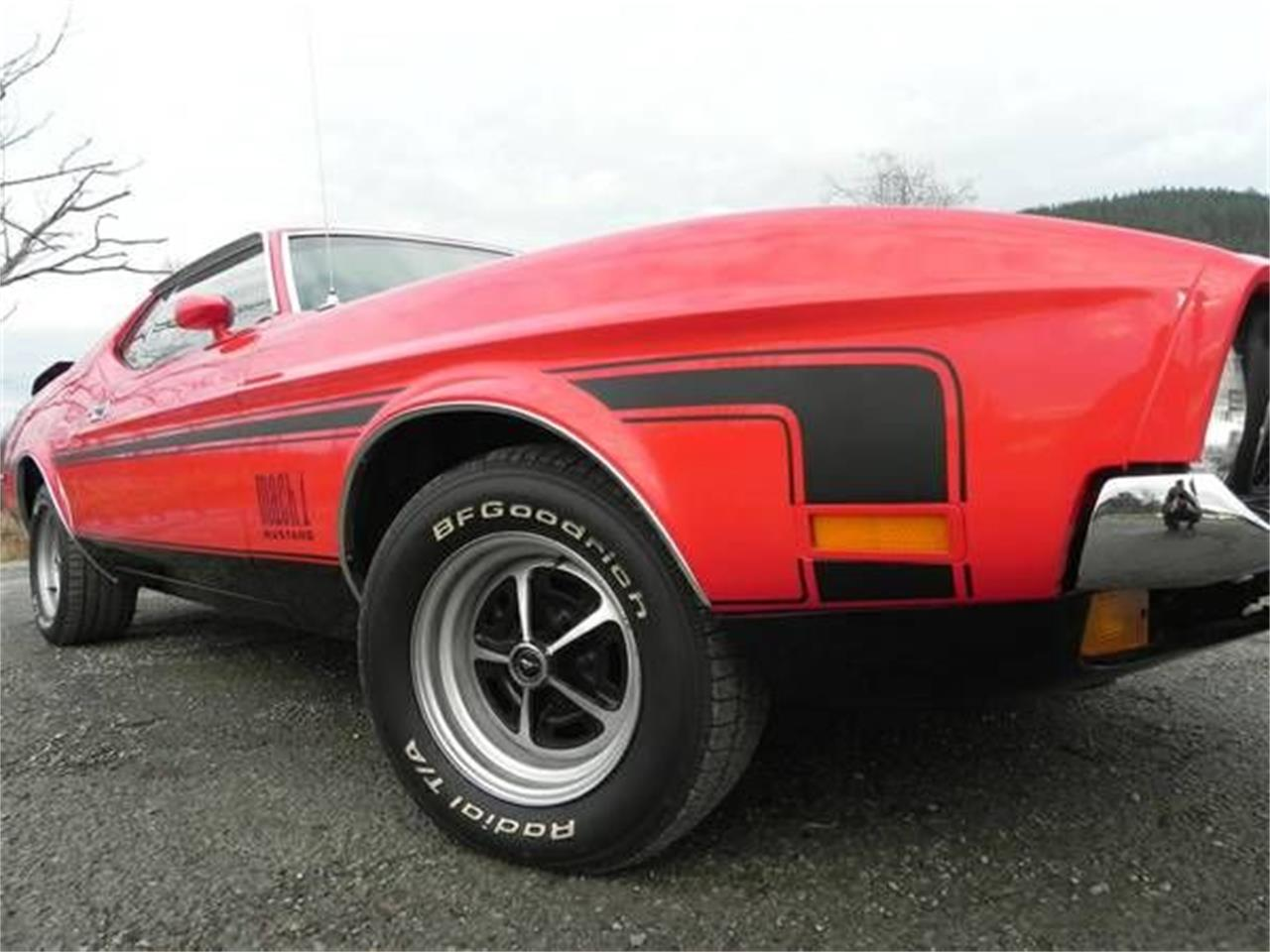 1972 Ford Mustang (CC-1124178) for sale in Cadillac, Michigan