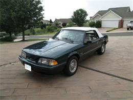 1990 Ford Mustang (CC-1124222) for sale in Cadillac, Michigan