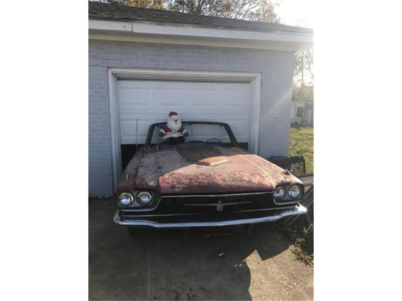 1966 Ford Thunderbird (CC-1124238) for sale in Cadillac, Michigan
