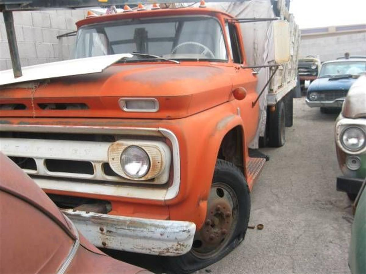 1963 Chevrolet C50 (CC-1124243) for sale in Cadillac, Michigan