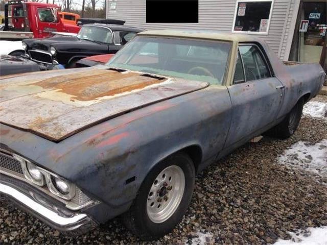 1968 Chevrolet El Camino (CC-1124261) for sale in Cadillac, Michigan