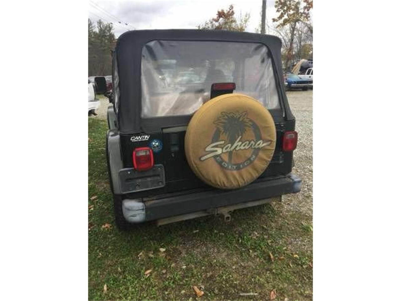 1998 Jeep Wrangler (CC-1124262) for sale in Cadillac, Michigan