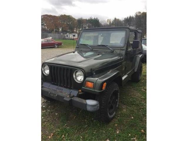 1998 Jeep Wrangler (CC-1124262) for sale in Cadillac, Michigan