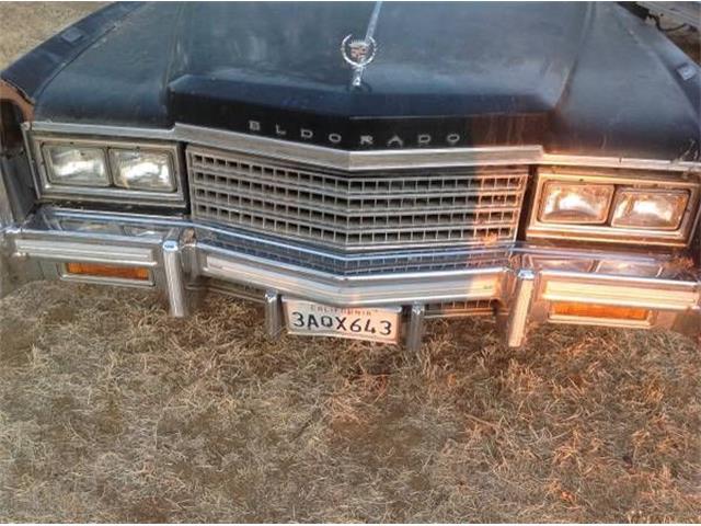 1977 Cadillac Eldorado (CC-1124266) for sale in Cadillac, Michigan