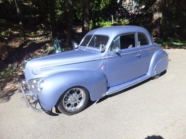 1940 Mercury Coupe (CC-1124281) for sale in Cadillac, Michigan