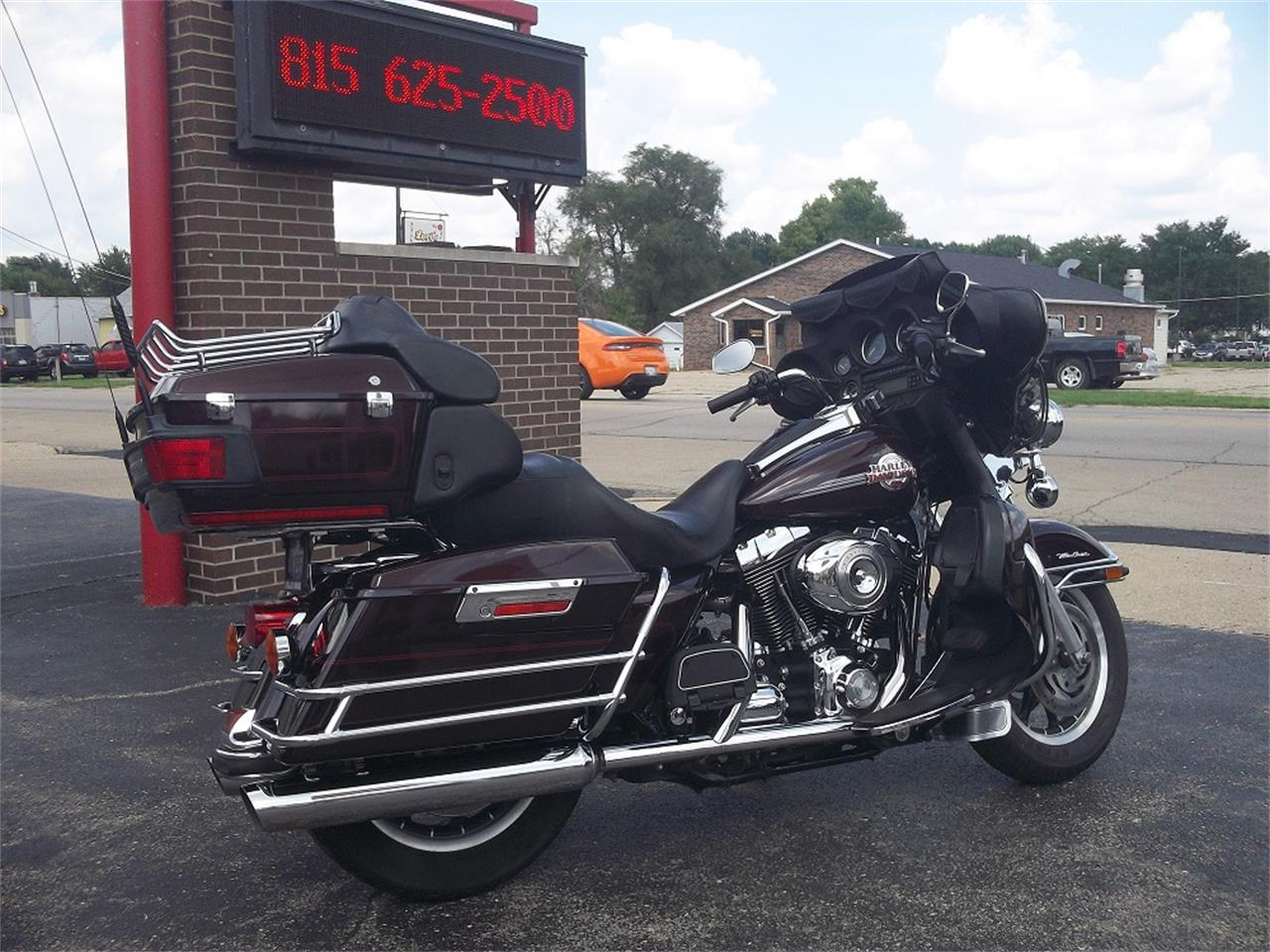 2007 Harley-Davidson Ultra Classic (CC-1124288) for sale in Sterling, Illinois