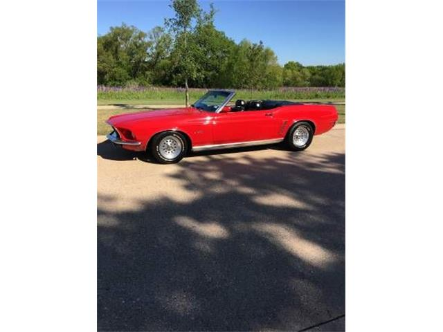 1969 Ford Mustang (CC-1120429) for sale in Cadillac, Michigan