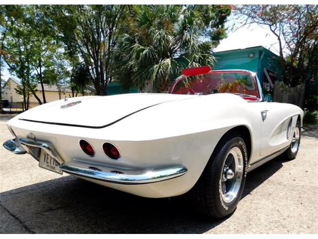 1962 Chevrolet Corvette (CC-1124291) for sale in Cadillac, Michigan