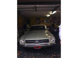 1967 Ford Mustang (CC-1124296) for sale in Cadillac, Michigan