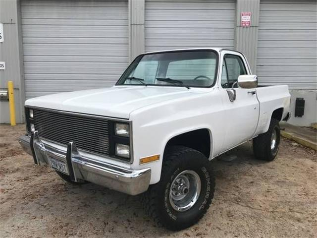 1984 Chevrolet K-10 (CC-1124329) for sale in Cadillac, Michigan