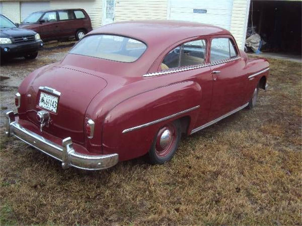 1949 Dodge Wayfarer (CC-1124340) for sale in Cadillac, Michigan