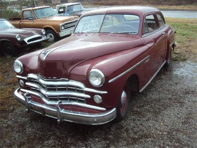 1949 Dodge Wayfarer (CC-1124340) for sale in Cadillac, Michigan