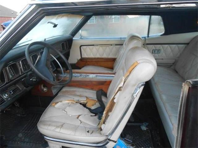 1969 Lincoln Continental (CC-1124341) for sale in Cadillac, Michigan