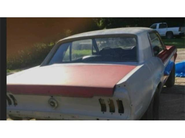 1968 Ford Mustang (CC-1124350) for sale in Cadillac, Michigan