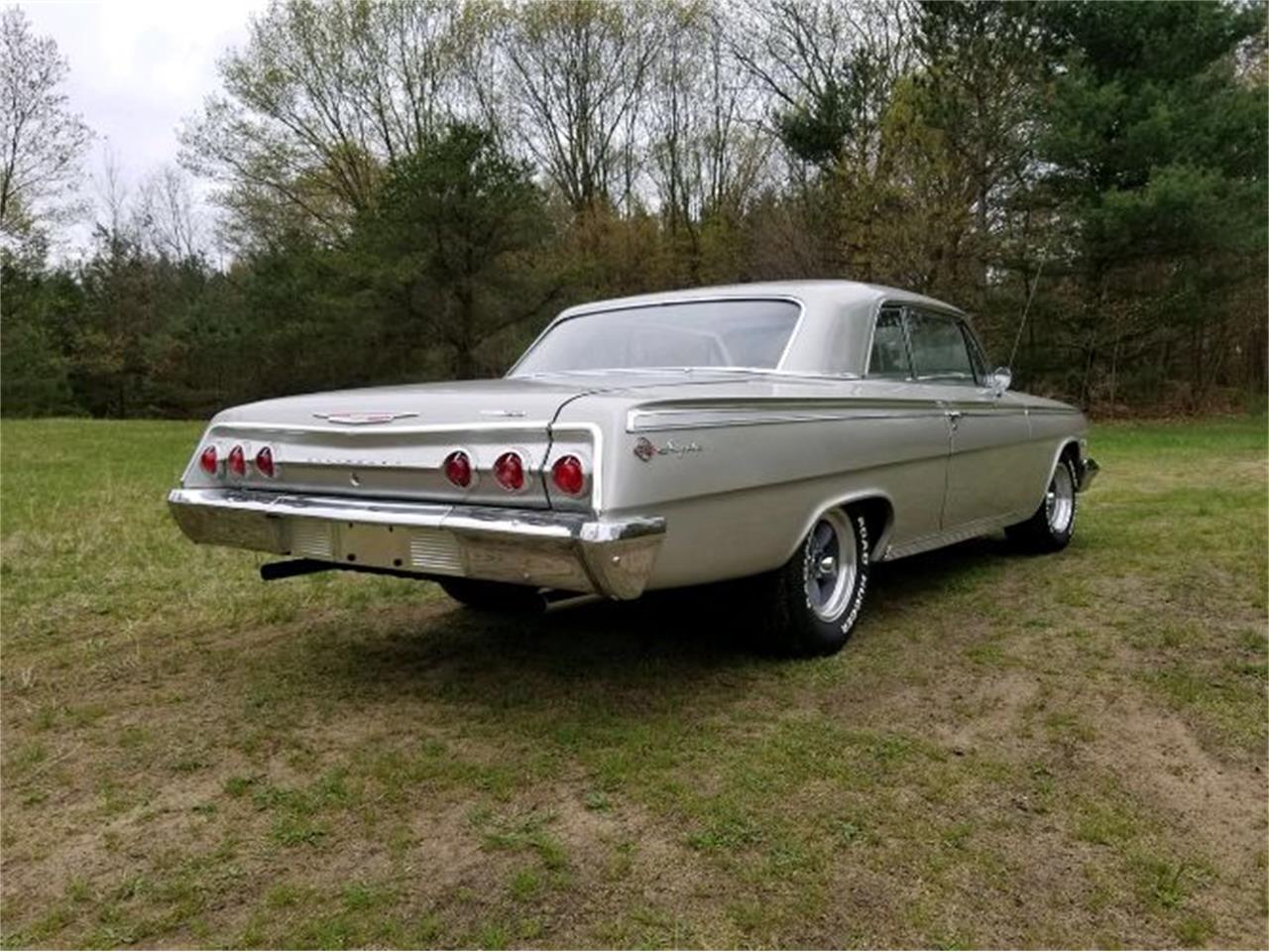 1962 Chevrolet Impala (CC-1124359) for sale in Cadillac, Michigan